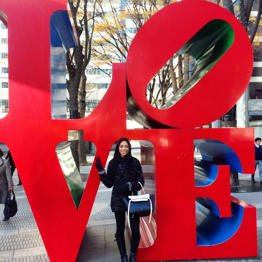 LOVE from Tokyo